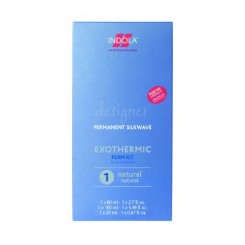 Indola Designer Exothermic Natural Perm Kit