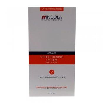 Indola Designer Straightening System Silkstraight 2