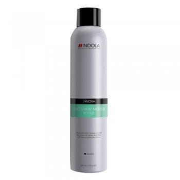 Indola #Style Light Spray Mousse 300ml