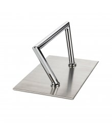 Insignia Silver Footrest