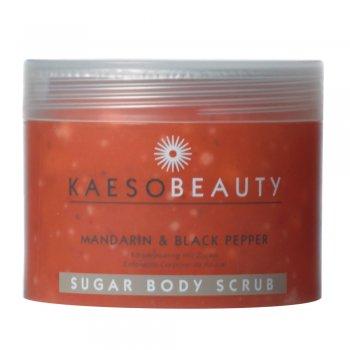 Kaeso Mandarin Sugar Body Scrub 450ml