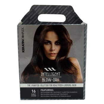Keratin Complex Intelligent Blow-Dry Revitalizing Smoothing System Kit