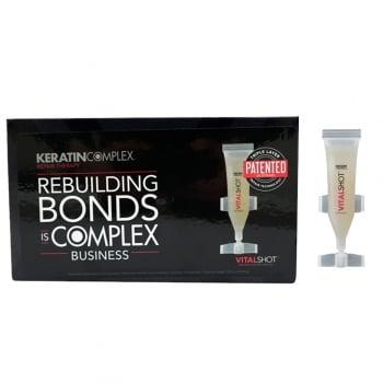 Keratin Complex Vitalshot Restorative Keratin Ampoules (10 Pack)
