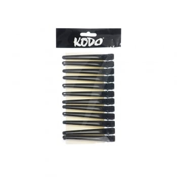 Kodo Duck Clips Black x 12