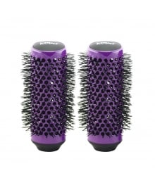 Lock and Roll Brush Heads 45mm x 2