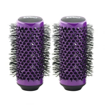 Kodo Lock and Roll Brush Heads 55mm x 2