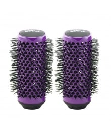 Lock and Roll Brush Heads 55mm x 2