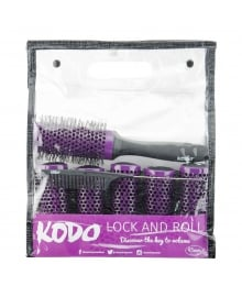 Lock and Roll Set 45mm Purple