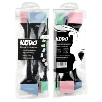 Kodo Silicone Tint Brush Set
