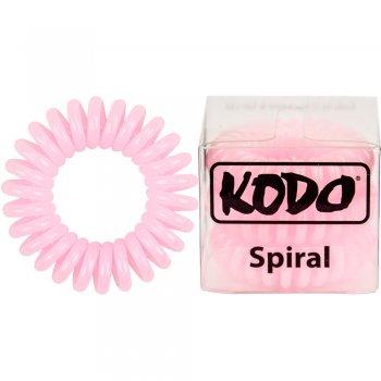 Kodo Spiral Baby Pink x 3