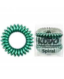 Spiral Holly Green x 3