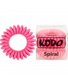 Spiral Raspberry x 3