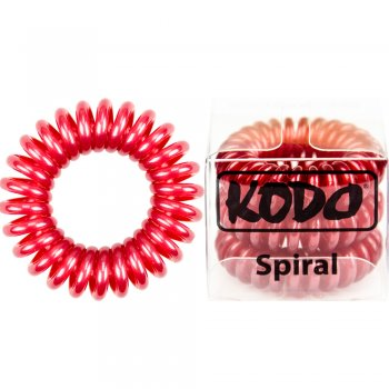 Kodo Spiral Rustic Red x 3