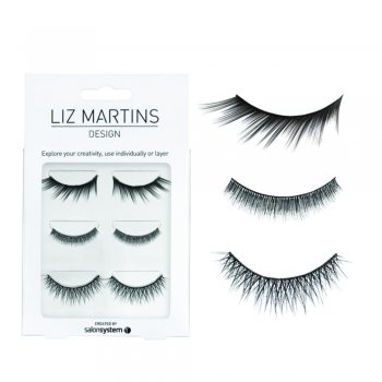 Liz Martins Design Lashes Kit 1