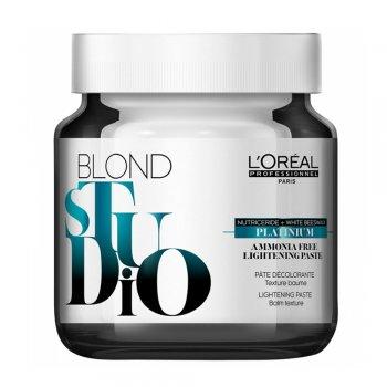 L'Oréal Professionnel Blond Studio Platinum Ammonia Free Paste 500g