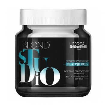 L'Oréal Professionnel Blond Studio Platinum Plus Paste 500g