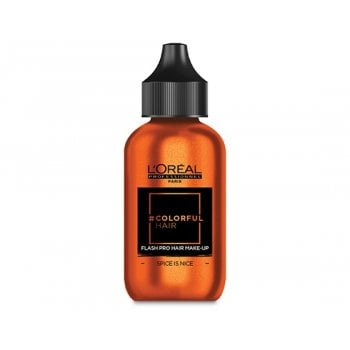 L'Oréal Professionnel Colorful Hair Flash Pro Hair Make-up Spice Is Nice 60ml