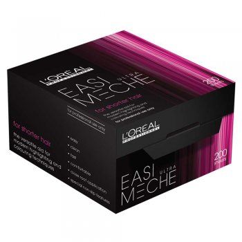 L'Oréal Professionnel Easi Meche Ultra - Small 200 Sheets