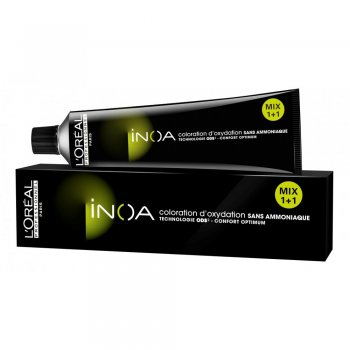 L'Oréal Professionnel Inoa 5.45 Light Copper Mahogany Brown 60ml