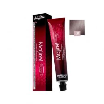 L'Oréal Professionnel Majirel Metal M.21 Pink Ash
