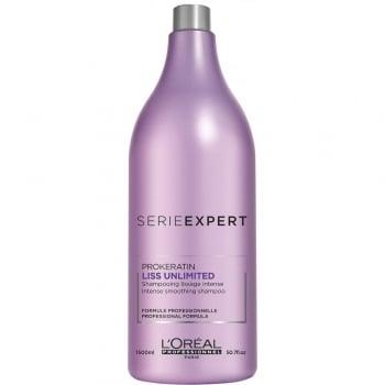 L'Oréal Série Expert Liss Shampoo 1500ml