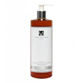 Love Your Skin Arnica Bath & Shower Cleansing Gel 500ml