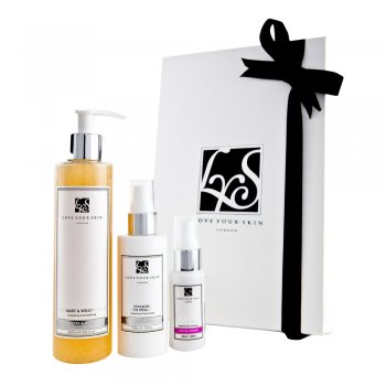 Love Your Skin Facial in a Box Mature/Uneven Textured