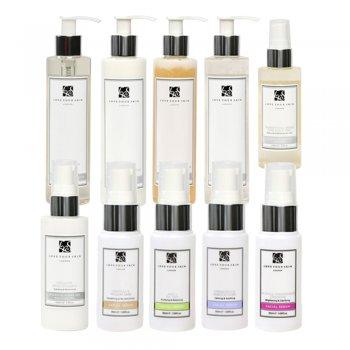 Love Your Skin Salon Station Kit - For 8 Stations