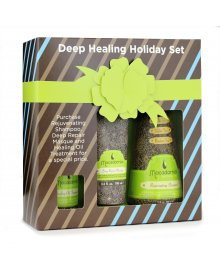 Deep Healing Holiday Gift Set
