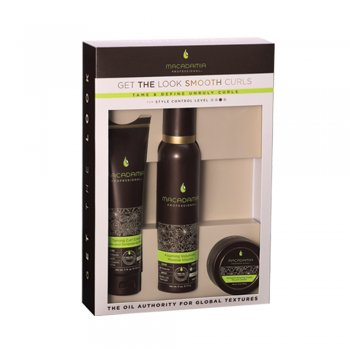 Macadamia Get The Look Smooth Curls Set