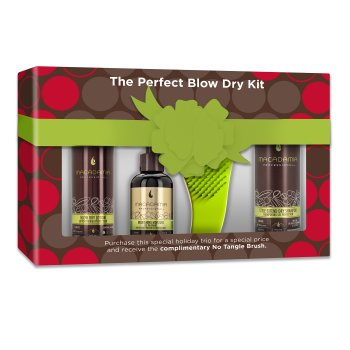 Macadamia Professional The Perfect Blow Dry Kit