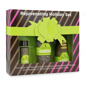 Macadamia Rejuvenating Holiday Gift Set