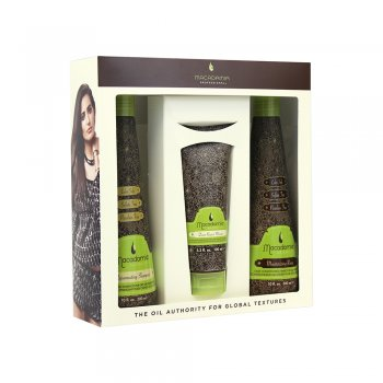 Macadamia Replenish & Restore Set
