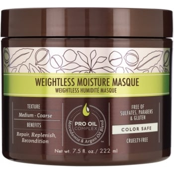 Macadamia Weightless Masque 222ml
