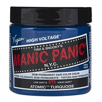 Manic Panic High Voltage Classic Hair Colour 118ml – Atomic Turquoise