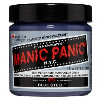 Manic Panic High Voltage Classic Hair Colour 118ml – Blue Steel