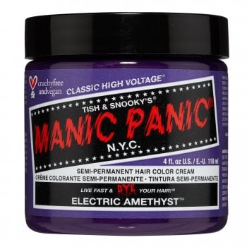 Manic Panic High Voltage Classic Hair Colour 118ml – Electric Amethyst