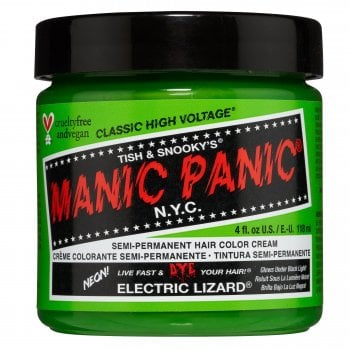 Manic Panic High Voltage Classic Hair Colour 118ml – Electric Lizard