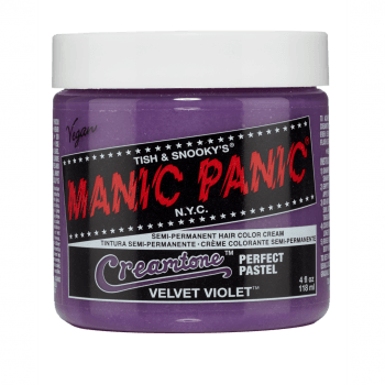 Manic Panic High Voltage Classic Hair Colour 118ml – Pastel Velvet Viole