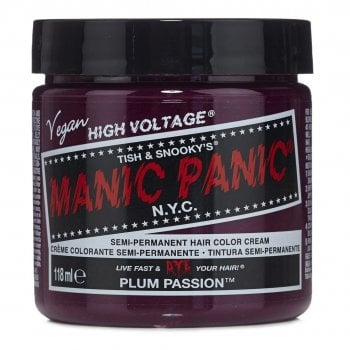 Manic Panic High Voltage Classic Hair Colour 118ml – Plum Passion