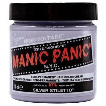Manic Panic High Voltage Classic Hair Colour 118ml – Stilletto Silver To