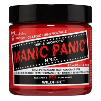 Manic Panic High Voltage Classic Hair Colour 118ml – Wildfire