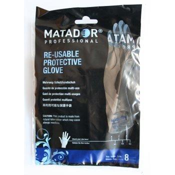 Matador Latex Gloves Size 8