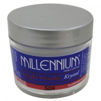 Millennium Nails Acrylic Powder Krystal 110gm