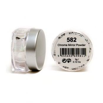 Millennium Nails Mirror Chrome Powder 582