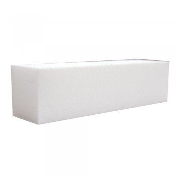 Millennium Nails White Nail Sanding Block