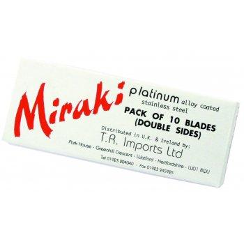 Miraki Razor Blades