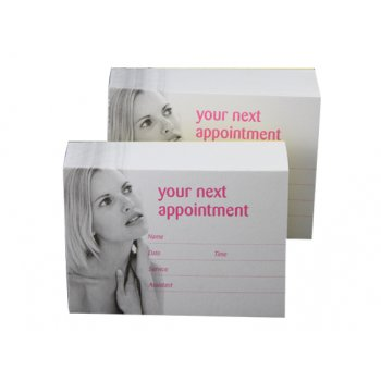 Misc Appointment Cards x 200