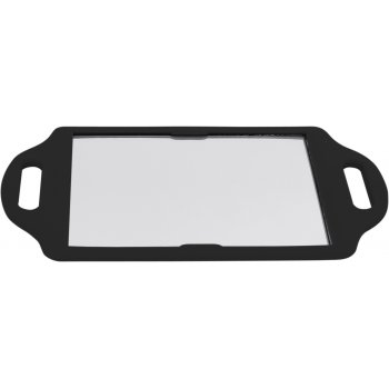 Misc Bond Street Back Mirror Black