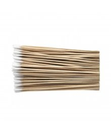Cotton Buds Wooden Stem x 100
